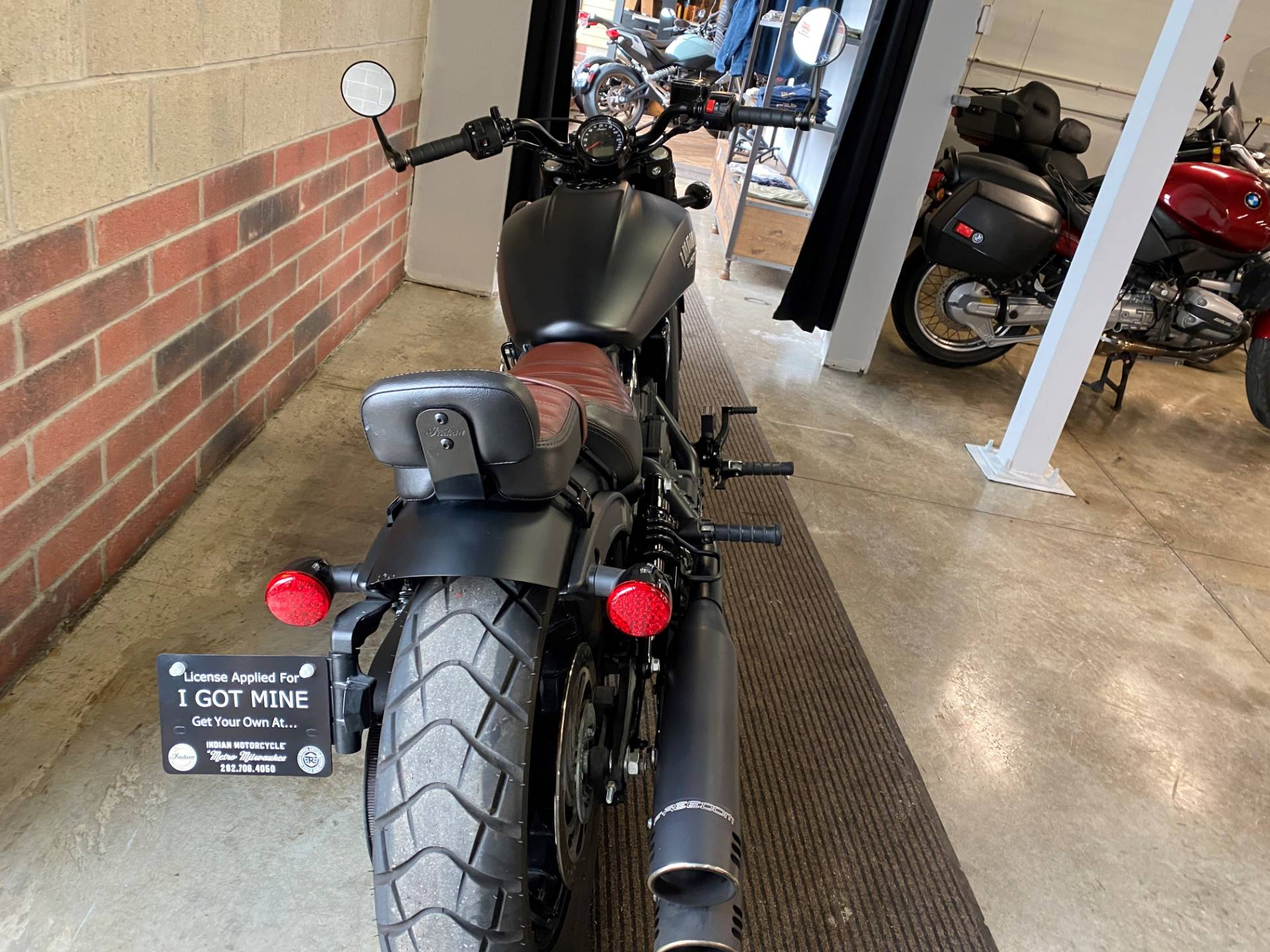 2018 Indian Scout® Bobber ABS in Muskego, Wisconsin - Photo 9