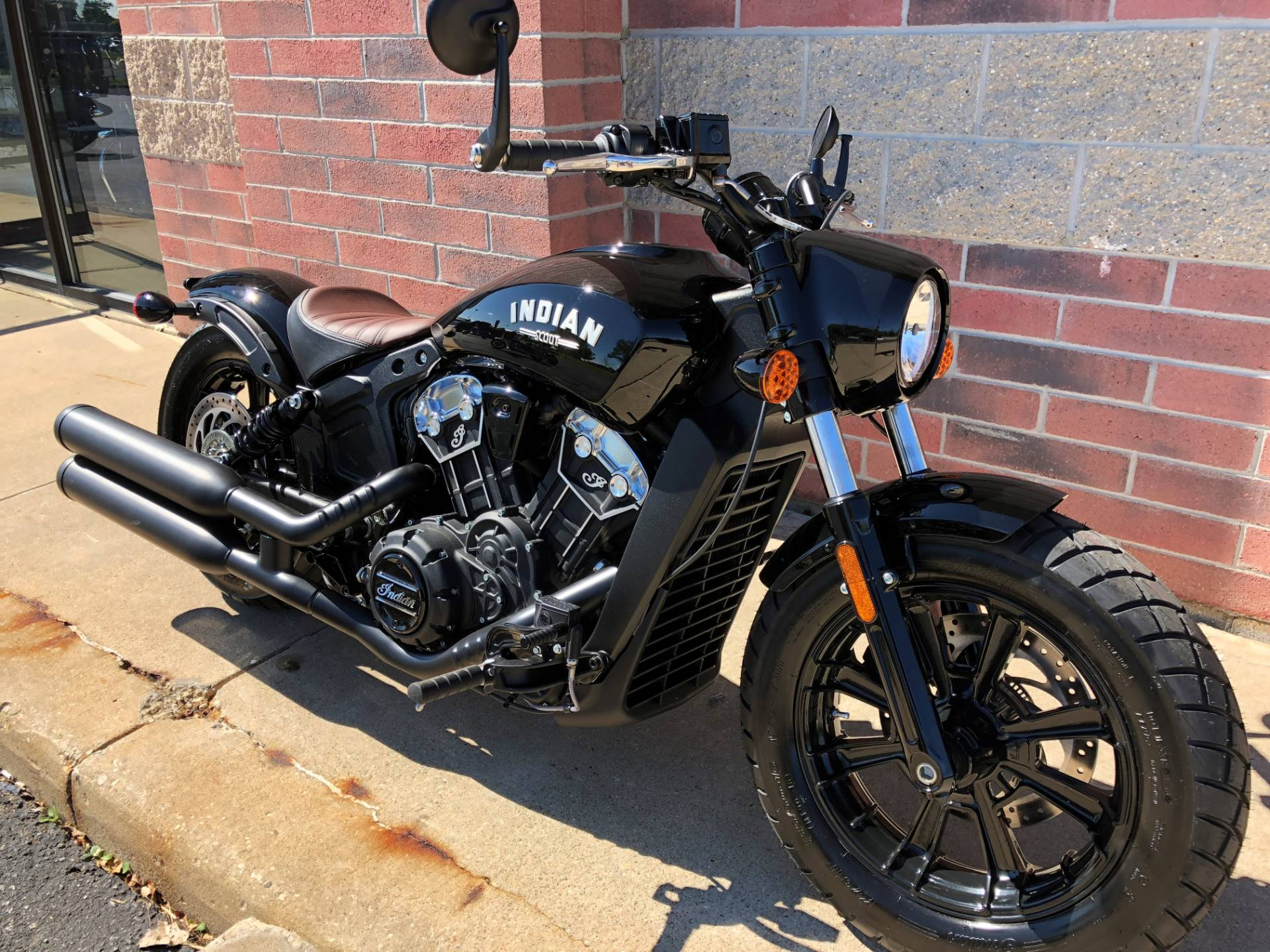 2019 Indian Scout® Bobber ABS in Muskego, Wisconsin