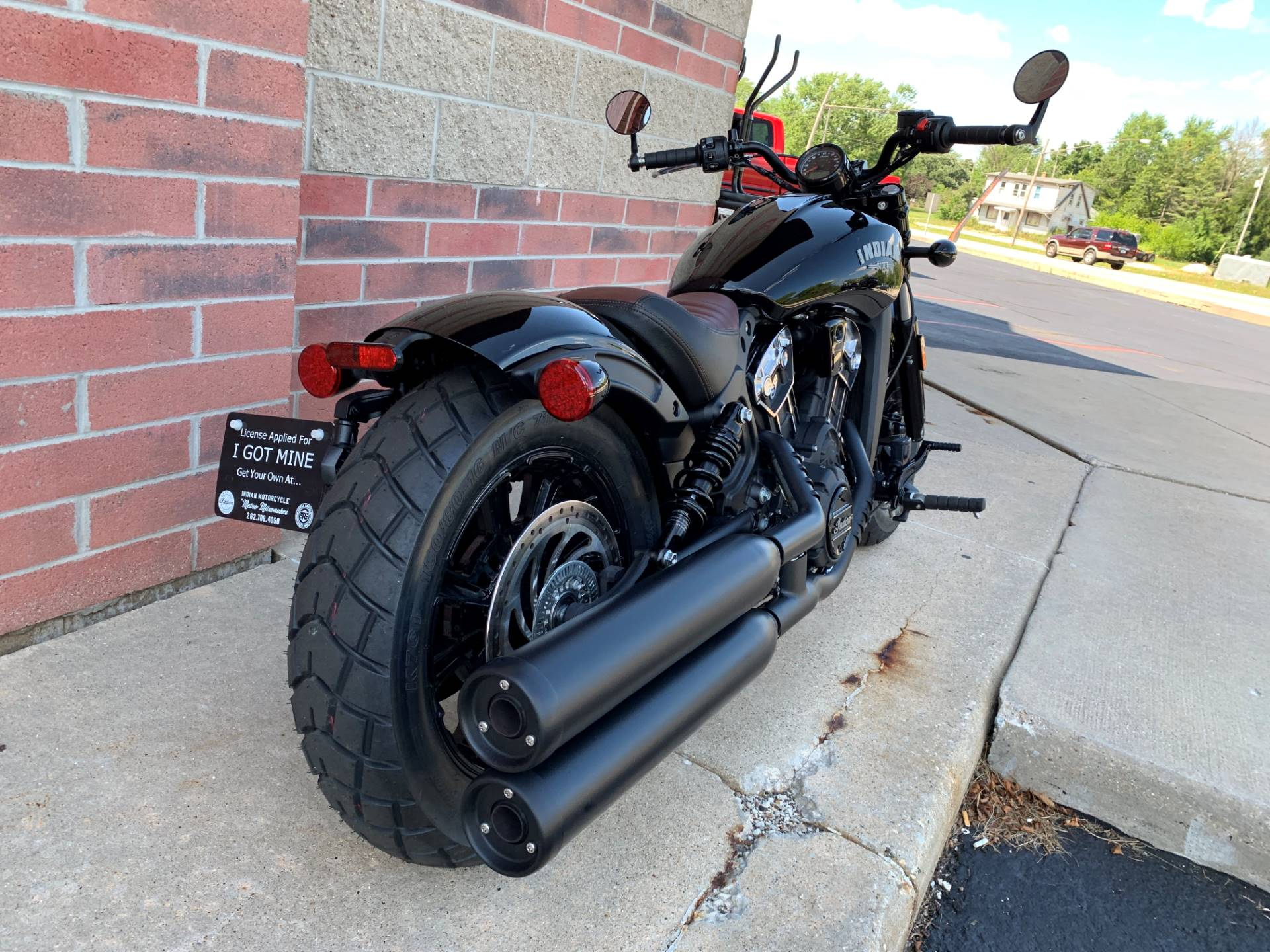 2019 Indian Scout® Bobber ABS in Muskego, Wisconsin - Photo 8