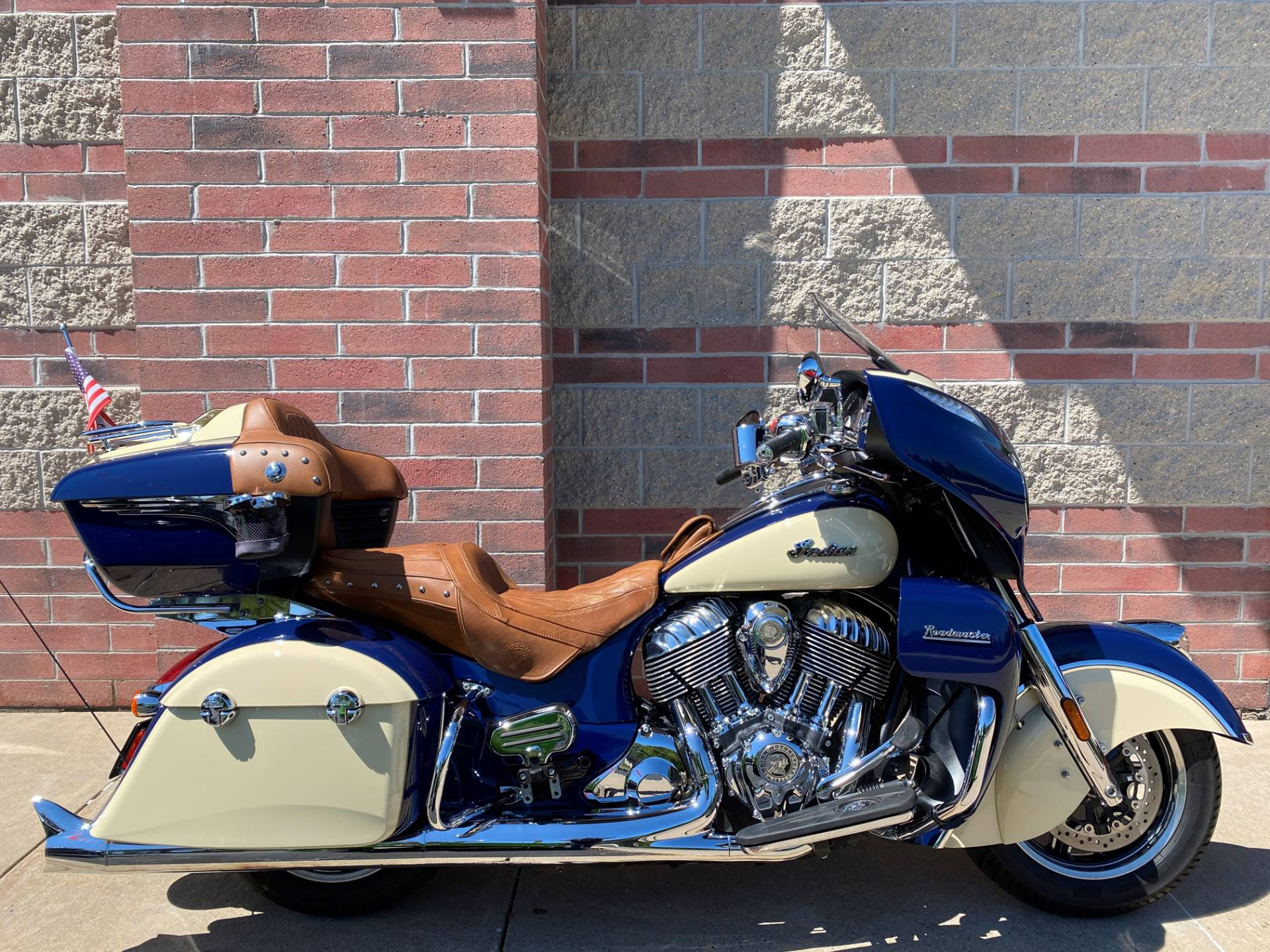 2016 Indian Roadmaster® in Muskego, Wisconsin - Photo 1