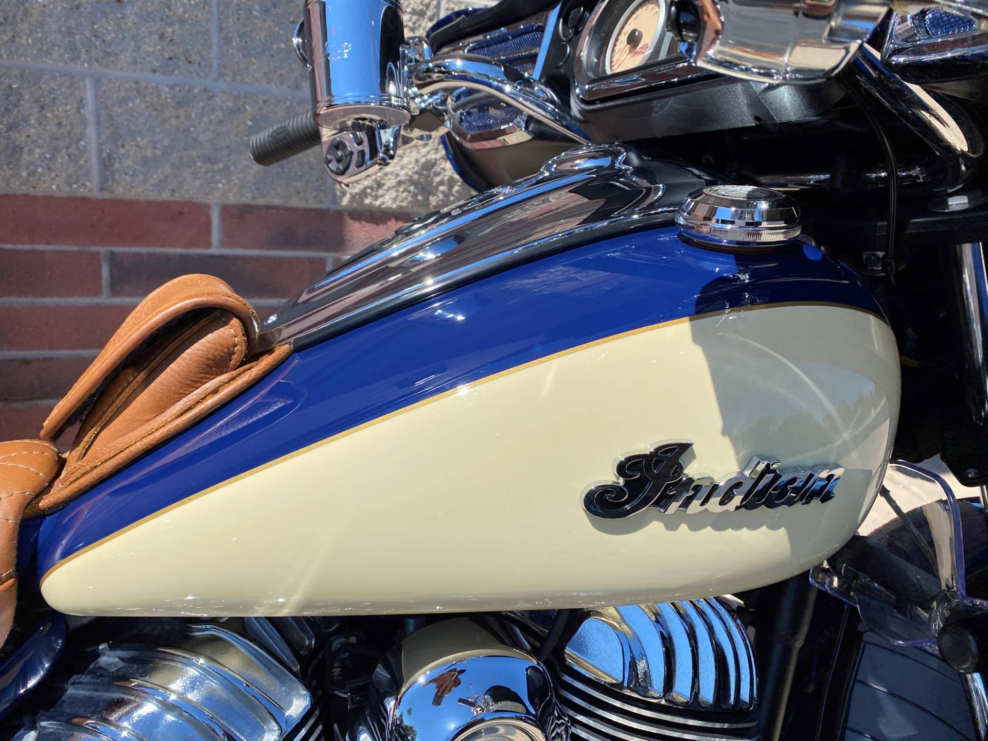 2016 Indian Roadmaster® in Muskego, Wisconsin - Photo 8