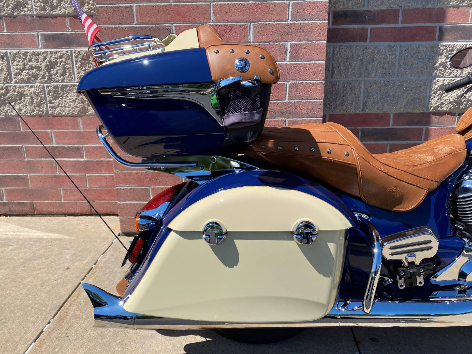 2016 Indian Roadmaster® in Muskego, Wisconsin - Photo 10