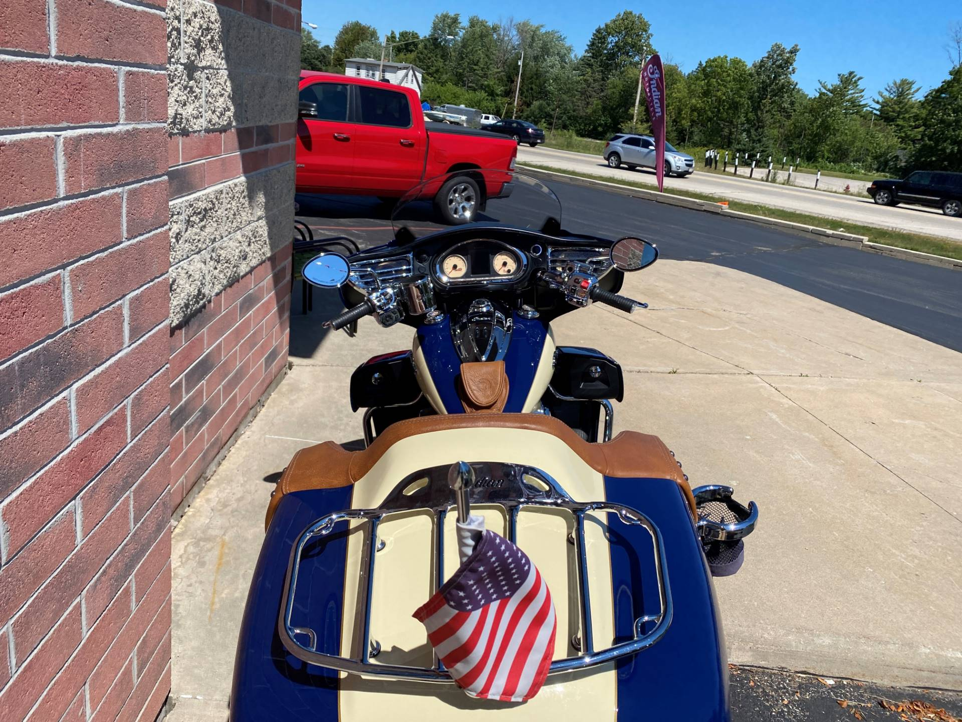 2016 Indian Roadmaster® in Muskego, Wisconsin - Photo 14