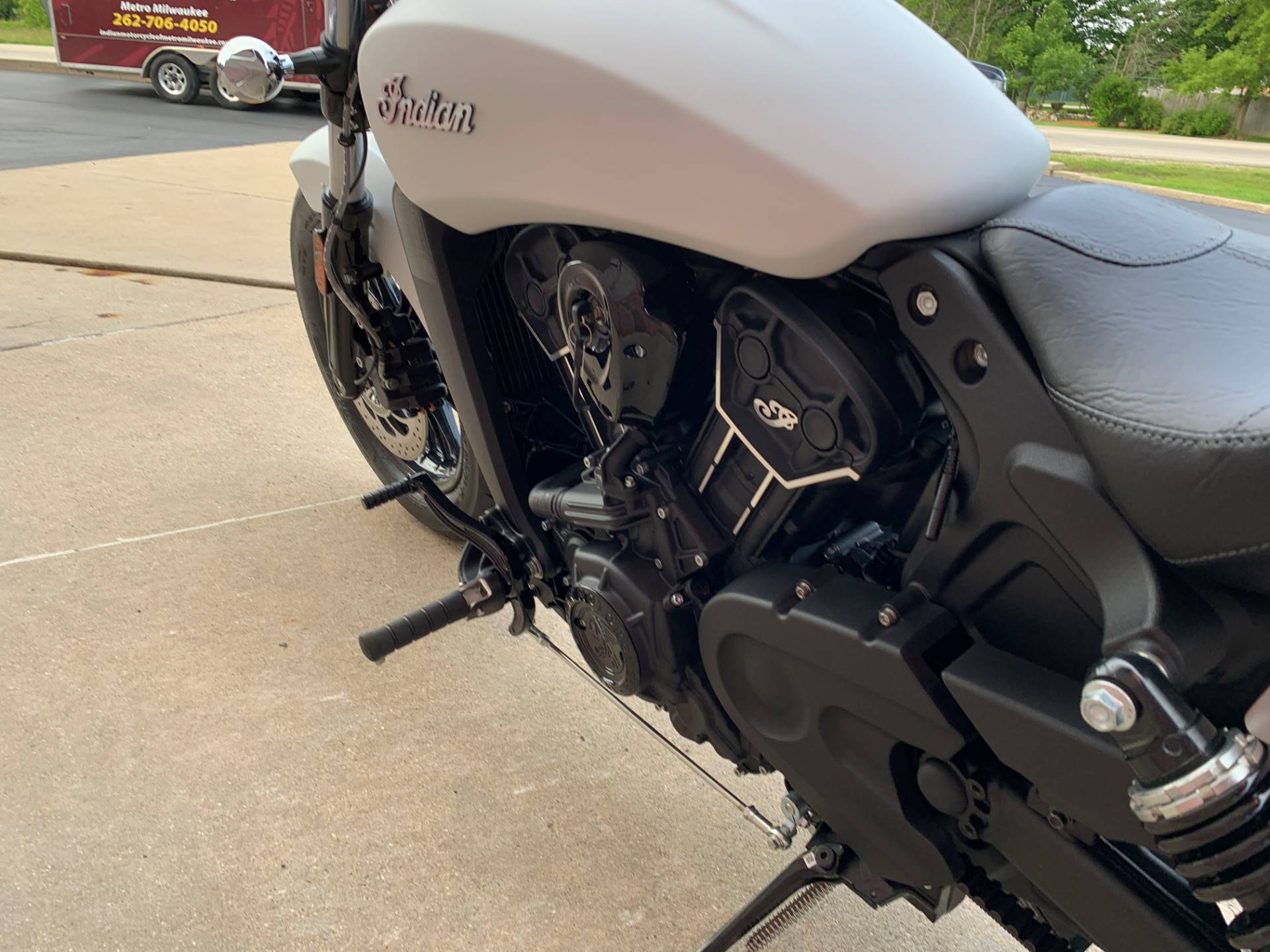 2019 Indian Scout® Sixty ABS in Muskego, Wisconsin - Photo 11