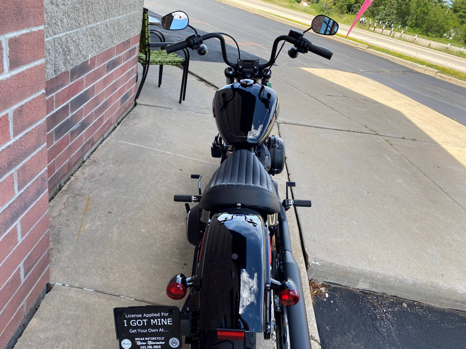 2019 Harley-Davidson Street Bob® in Muskego, Wisconsin - Photo 10