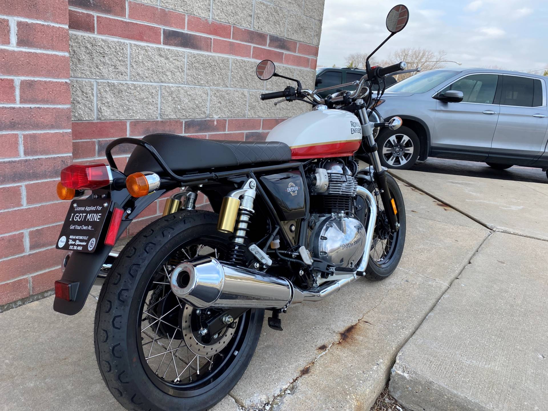 2020 Royal Enfield INT650 in Muskego, Wisconsin - Photo 6