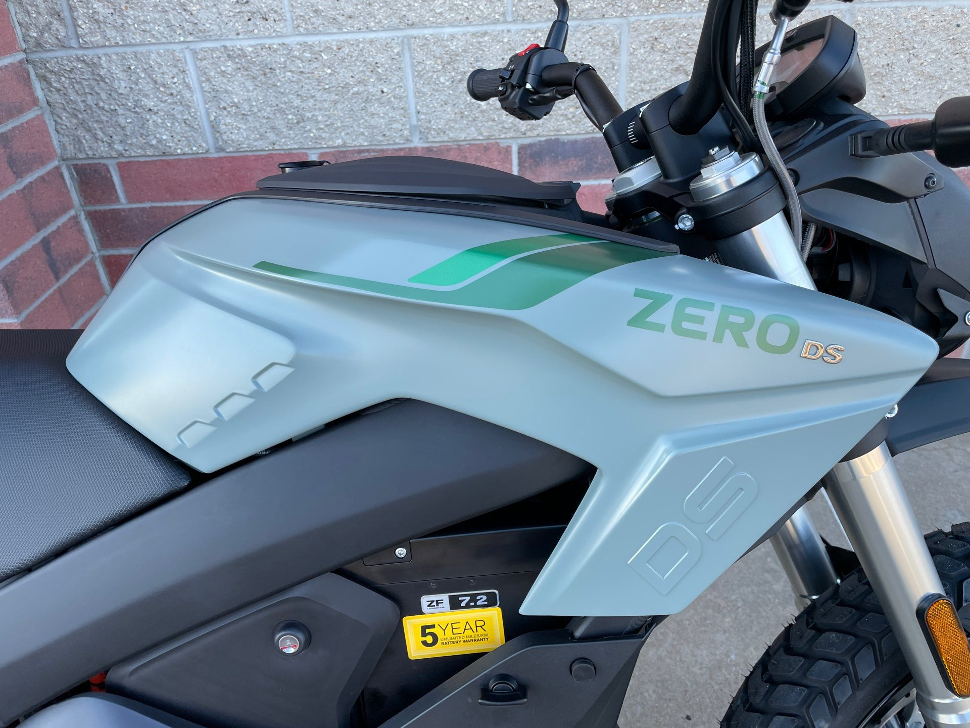 2021 Zero Motorcycles DS ZF7.2 in Muskego, Wisconsin - Photo 6