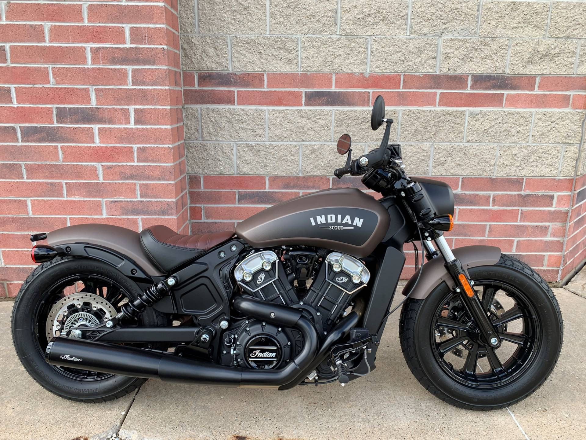2020 Indian Scout® Bobber ABS in Muskego, Wisconsin - Photo 1