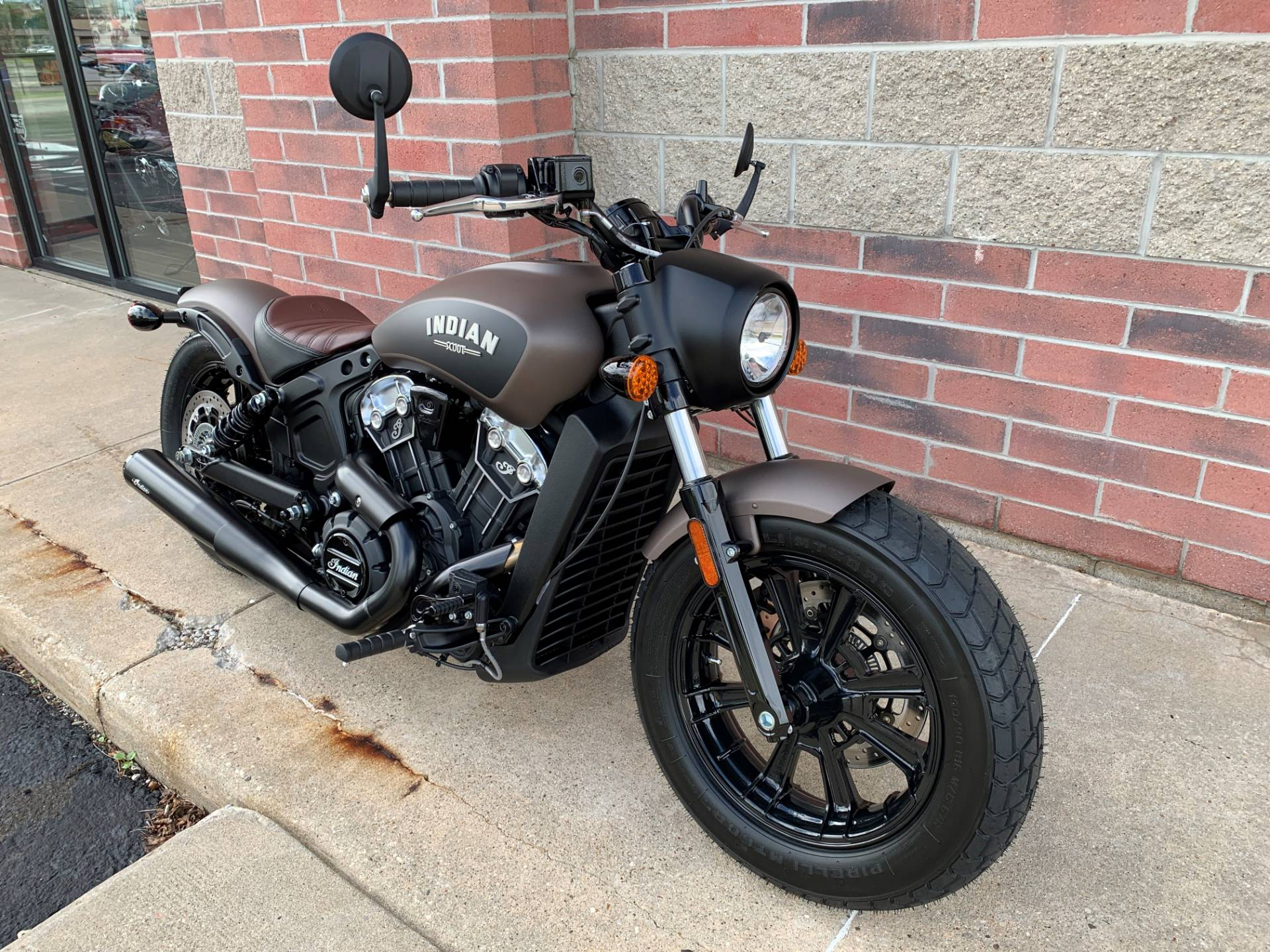 2020 Indian Scout® Bobber ABS in Muskego, Wisconsin - Photo 2