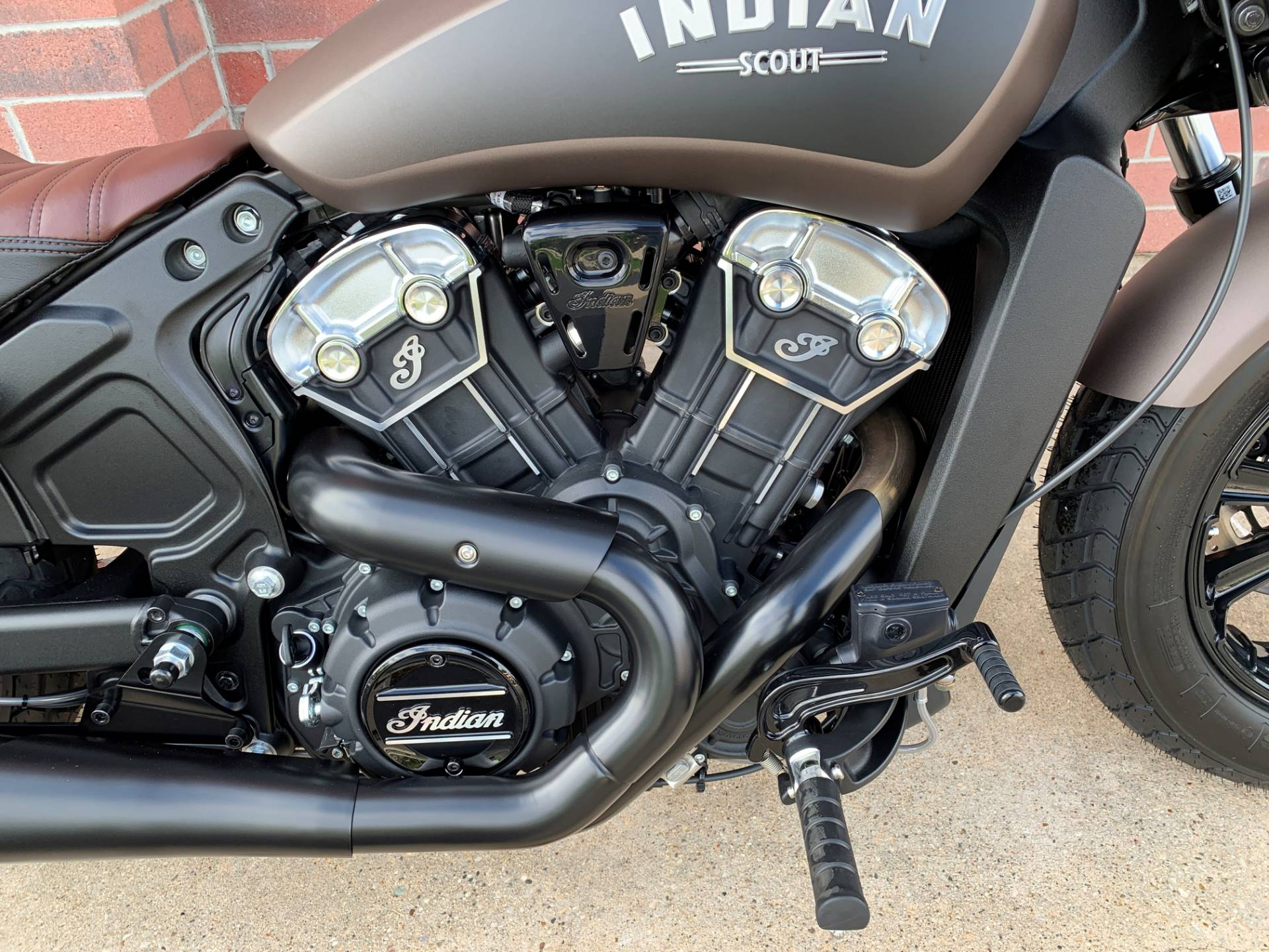 2020 Indian Scout® Bobber ABS in Muskego, Wisconsin - Photo 5