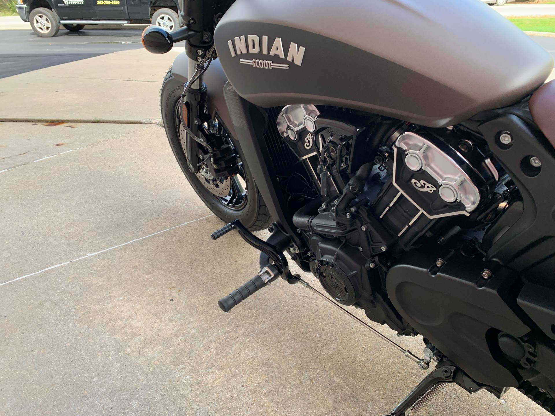 2020 Indian Scout® Bobber ABS in Muskego, Wisconsin - Photo 12