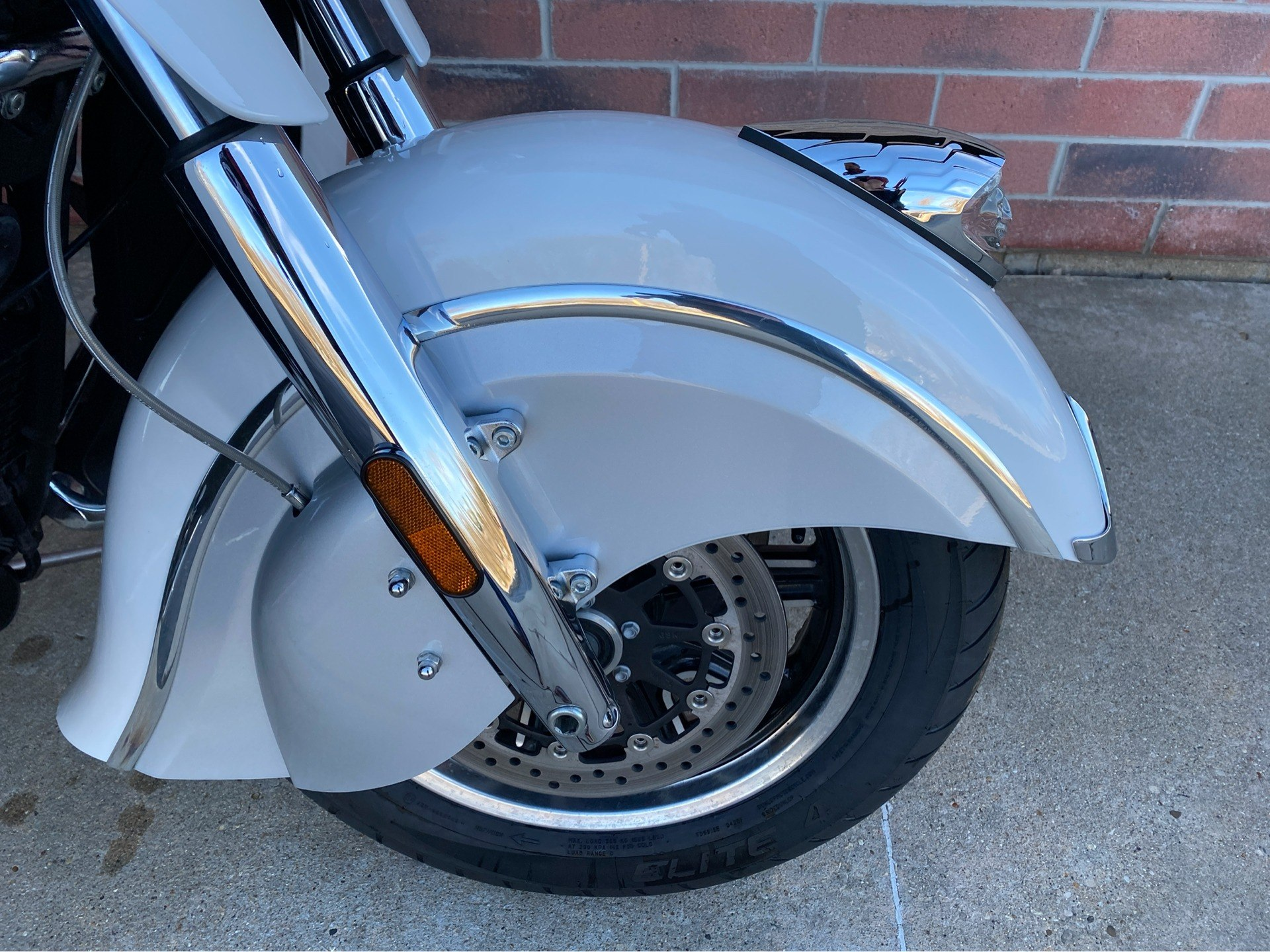 2018 Indian Roadmaster® ABS in Muskego, Wisconsin - Photo 4