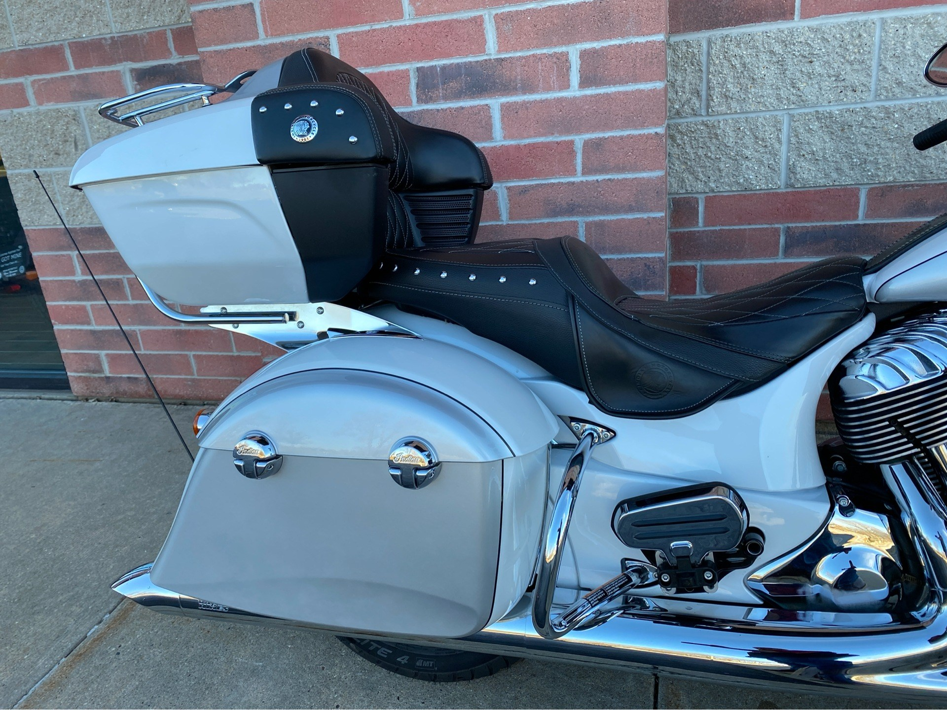 2018 Indian Roadmaster® ABS in Muskego, Wisconsin - Photo 7
