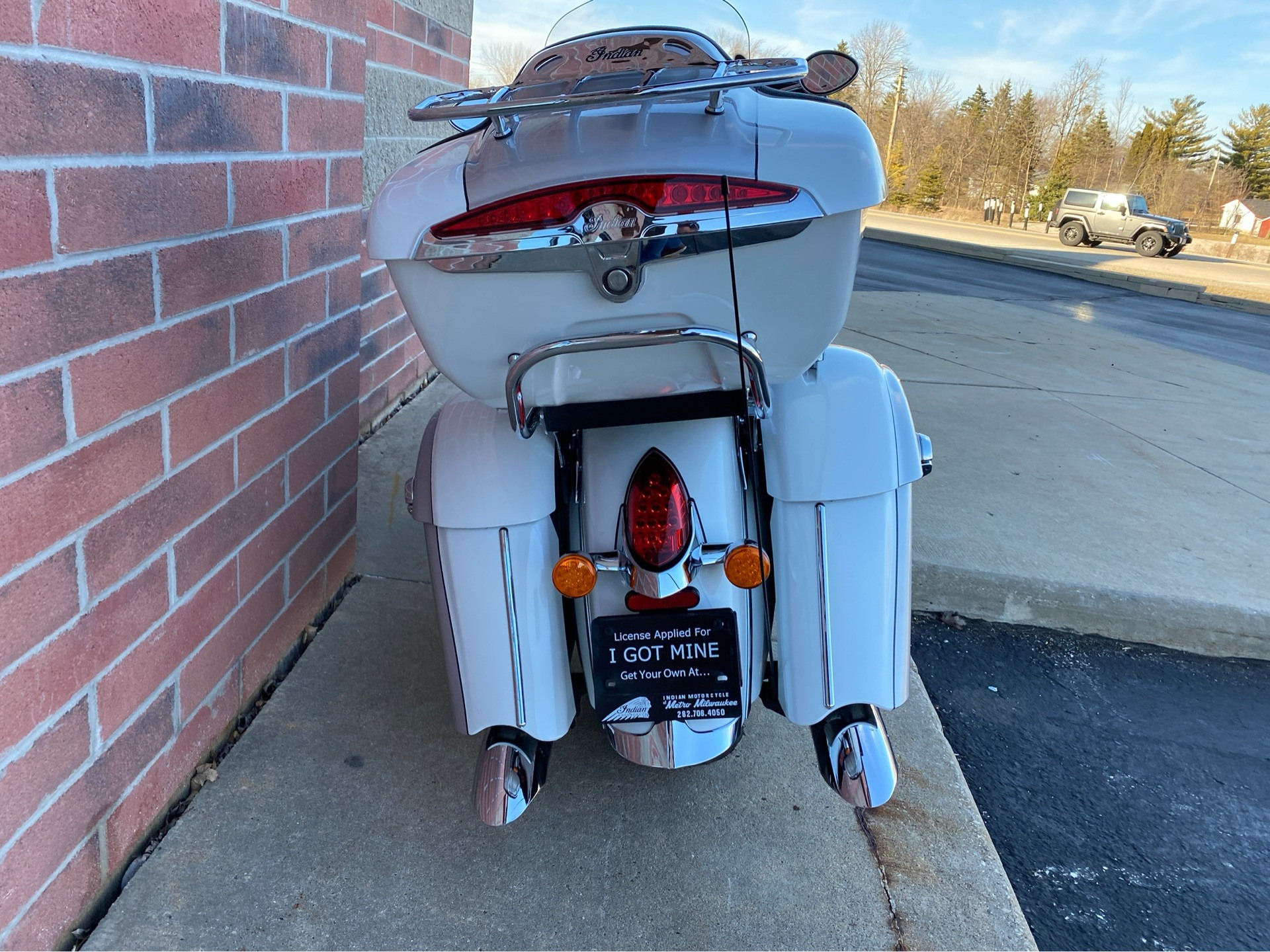 2018 Indian Roadmaster® ABS in Muskego, Wisconsin - Photo 9