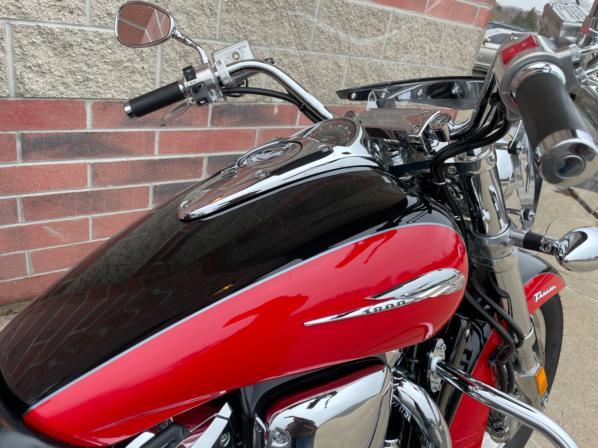 2007 Honda VTX™1800T in Muskego, Wisconsin - Photo 7