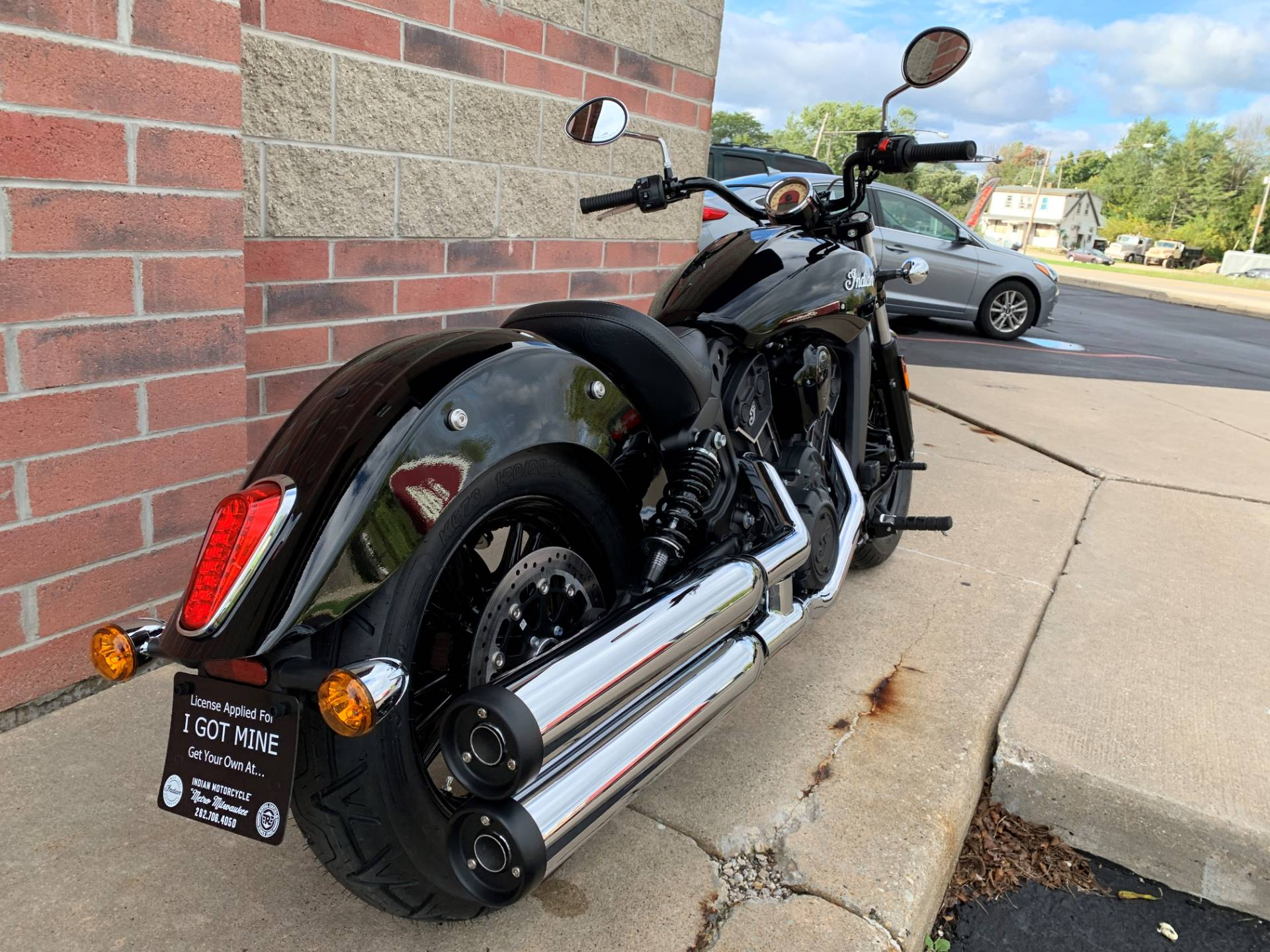 2020 Indian Scout® Sixty in Muskego, Wisconsin - Photo 8