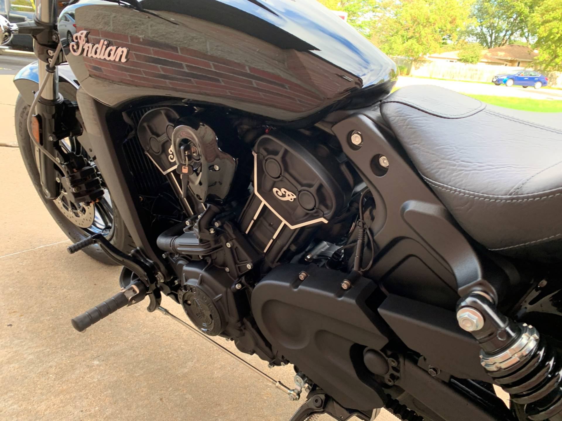 2020 Indian Scout® Sixty in Muskego, Wisconsin - Photo 11