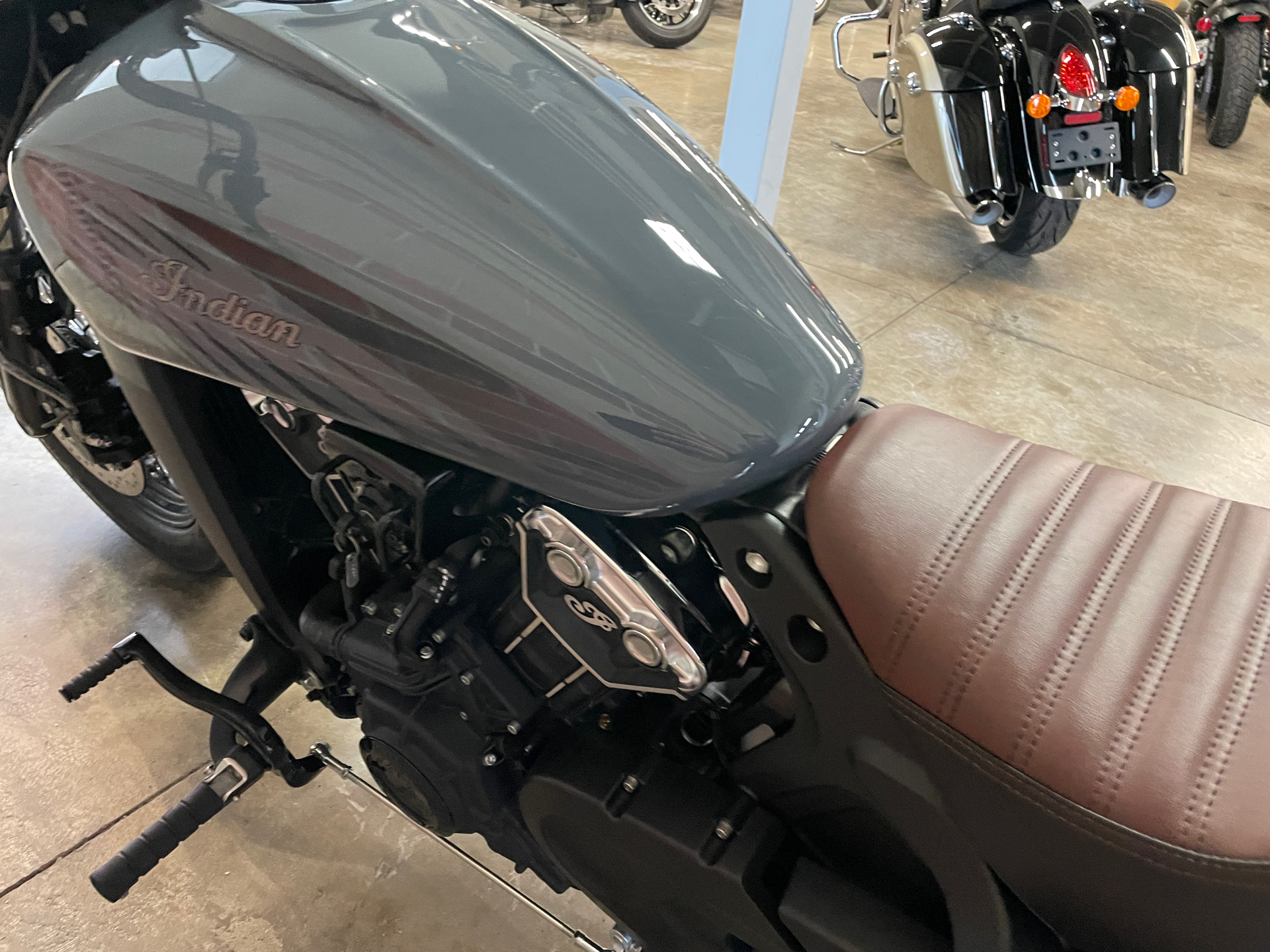 2021 Indian Scout® Bobber Twenty ABS in Muskego, Wisconsin - Photo 11