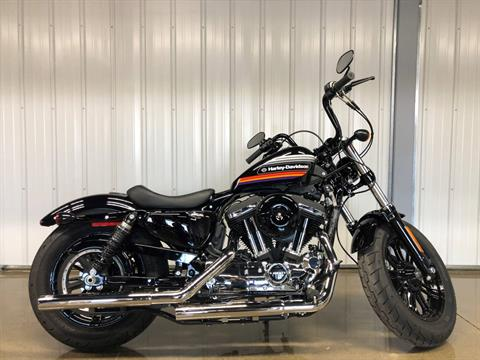 2018 Harley-Davidson Forty-Eight® Special in Muskego, Wisconsin