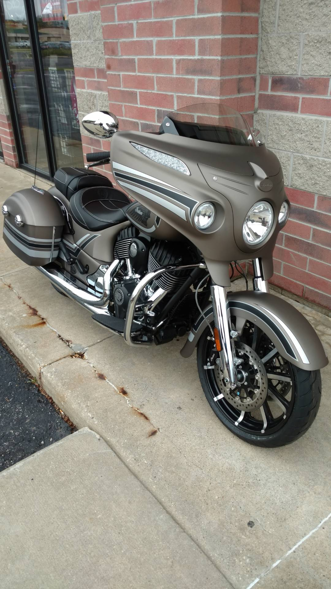 2018 Indian Chieftain® Limited ABS in Muskego, Wisconsin