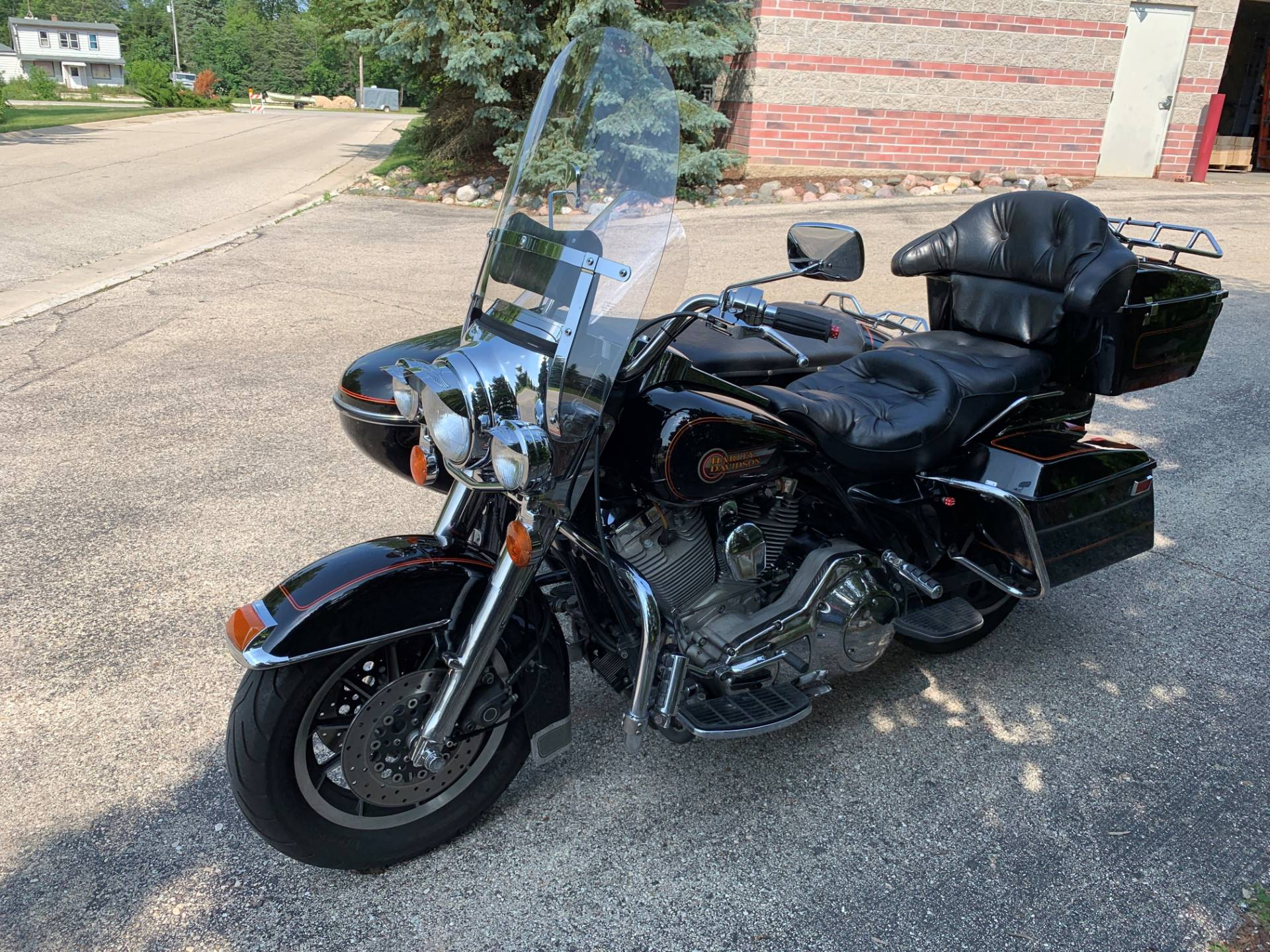 1992 Harley-Davidson Electra Glide Sport in Muskego, Wisconsin - Photo 8