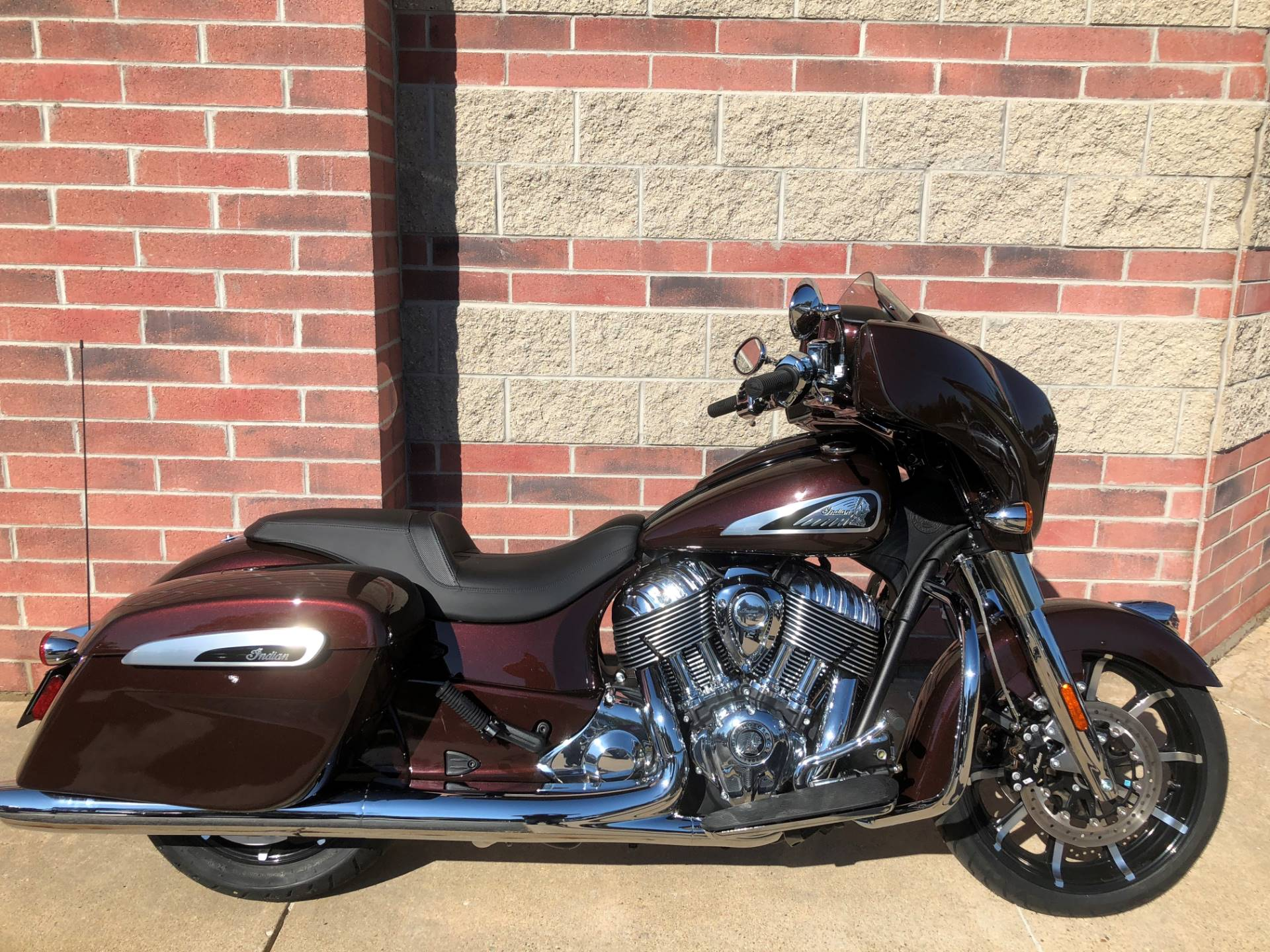 2019 Indian Chieftain® Limited ABS in Muskego, Wisconsin