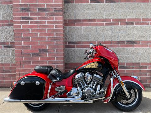 2017 Indian Chieftain® in Muskego, Wisconsin - Photo 1