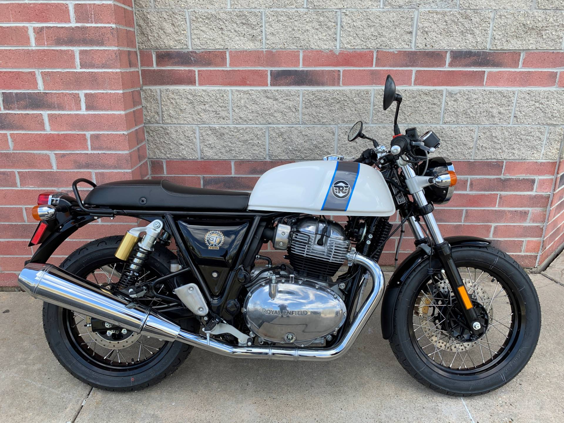 2019 Royal Enfield Continental GT 650 in Muskego, Wisconsin - Photo 1