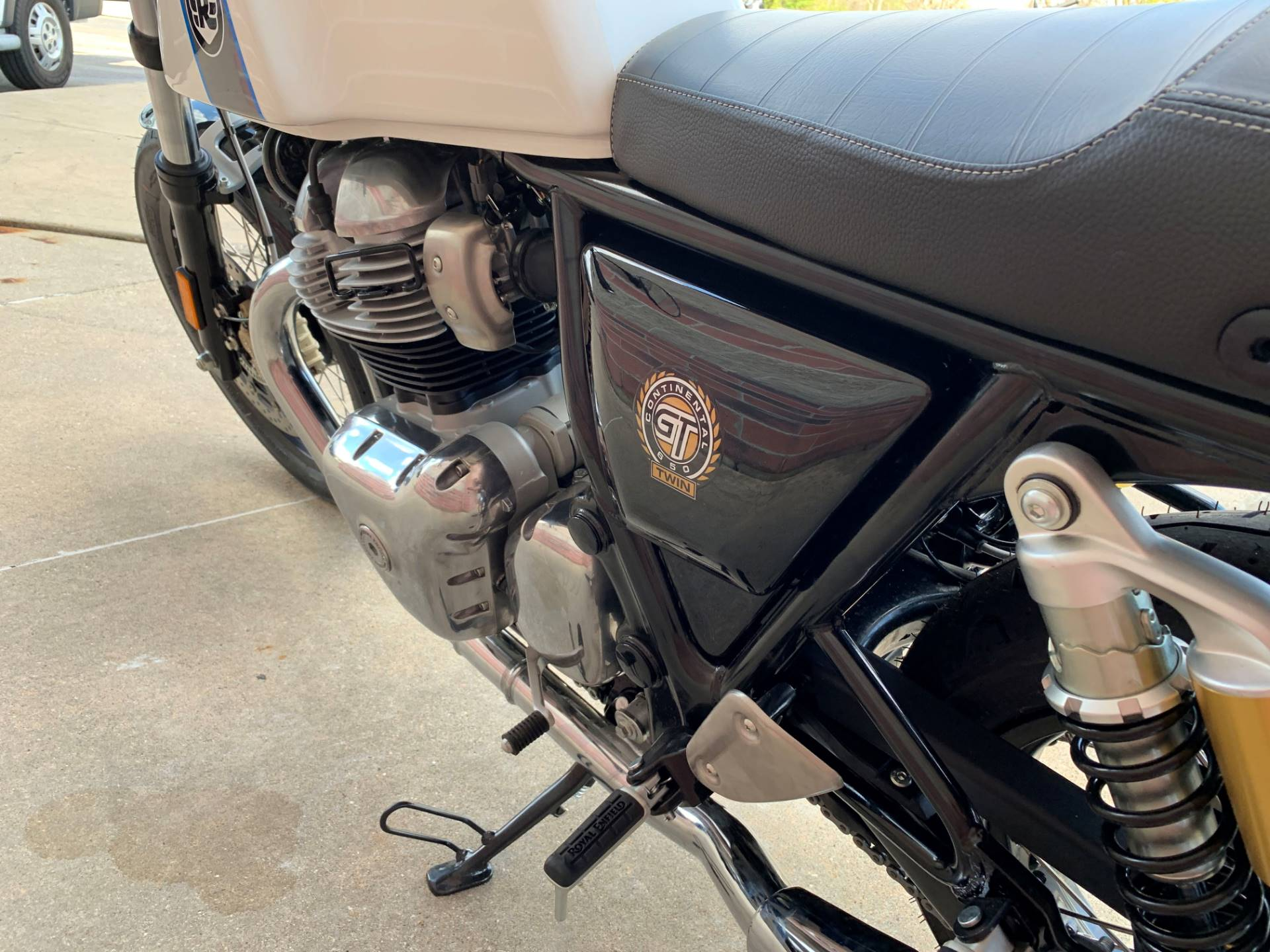 2019 Royal Enfield Continental GT 650 in Muskego, Wisconsin - Photo 12