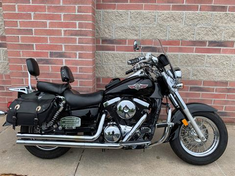 2007 Kawasaki Vulcan® 1500 Classic in Muskego, Wisconsin - Photo 1