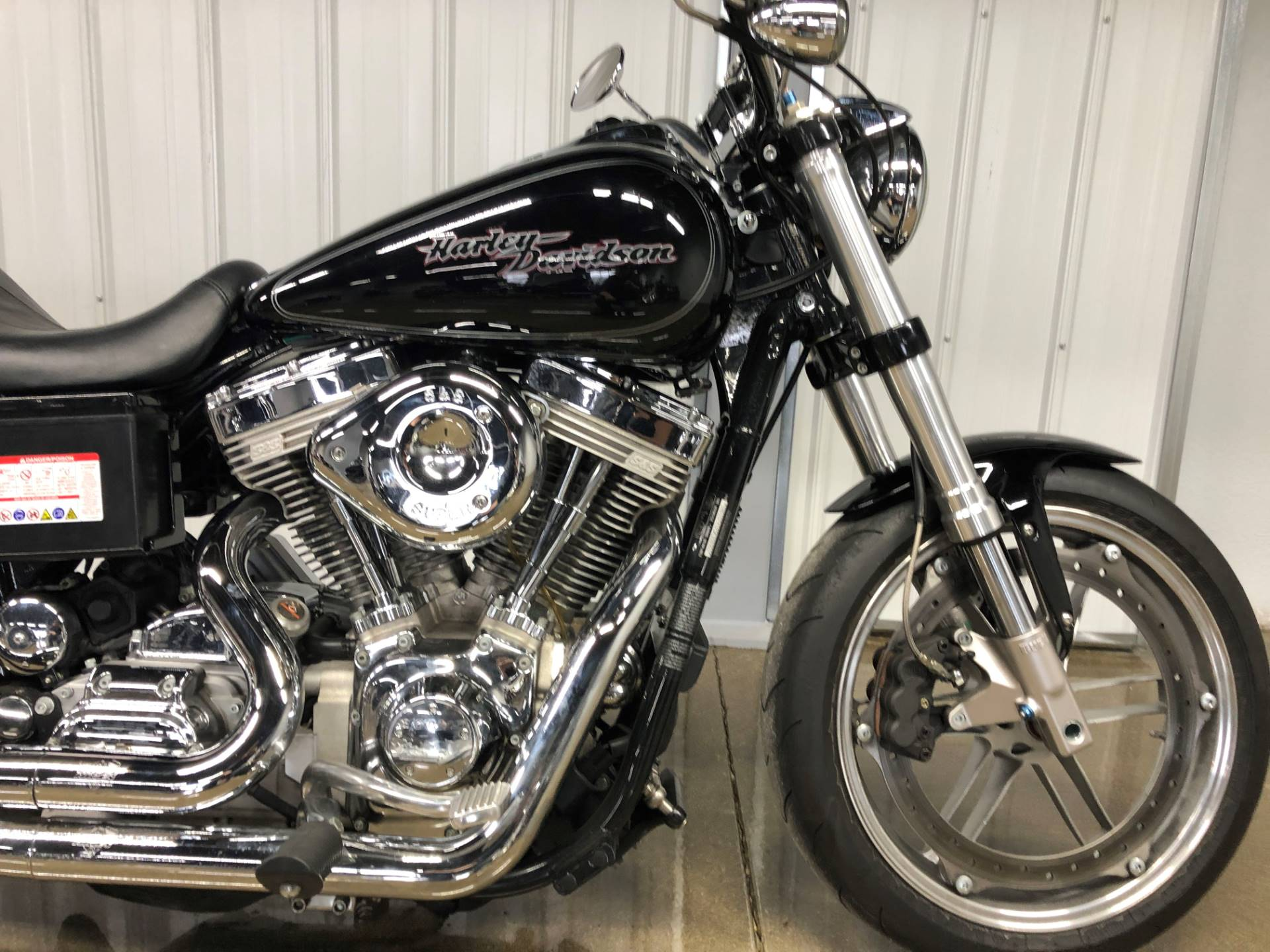2005 Harley-Davidson FXDC/FXDCI Dyna  Super Glide® Custom in Muskego, Wisconsin