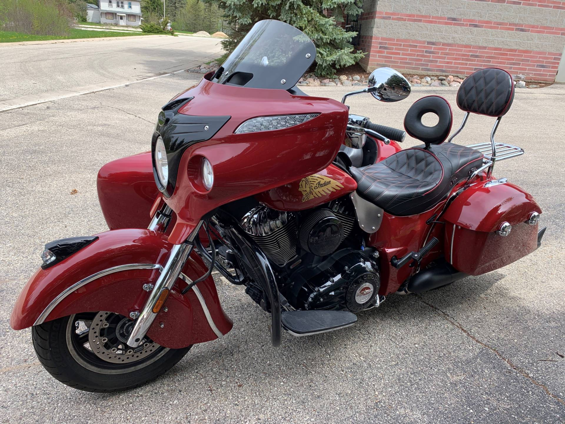 2016 Indian Chieftain® in Muskego, Wisconsin - Photo 9