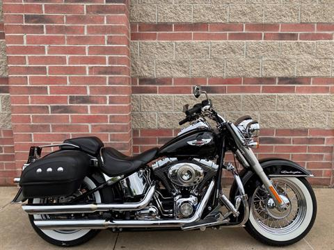2010 Harley-Davidson Softail® Deluxe in Muskego, Wisconsin - Photo 1