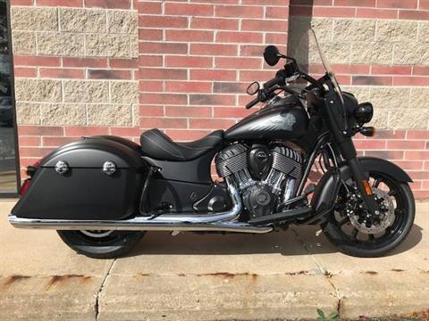 2018 Indian Springfield™ Dark Horse in Muskego, Wisconsin