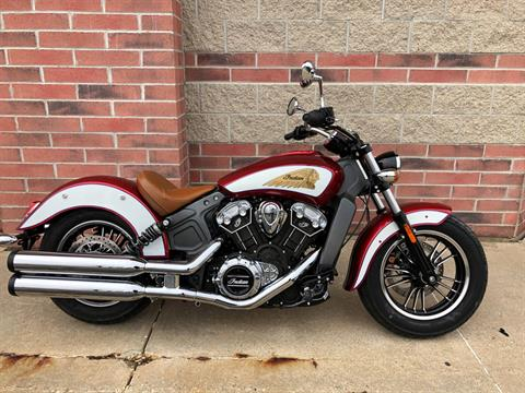 2019 Indian Scout® ABS Icon Series in Muskego, Wisconsin