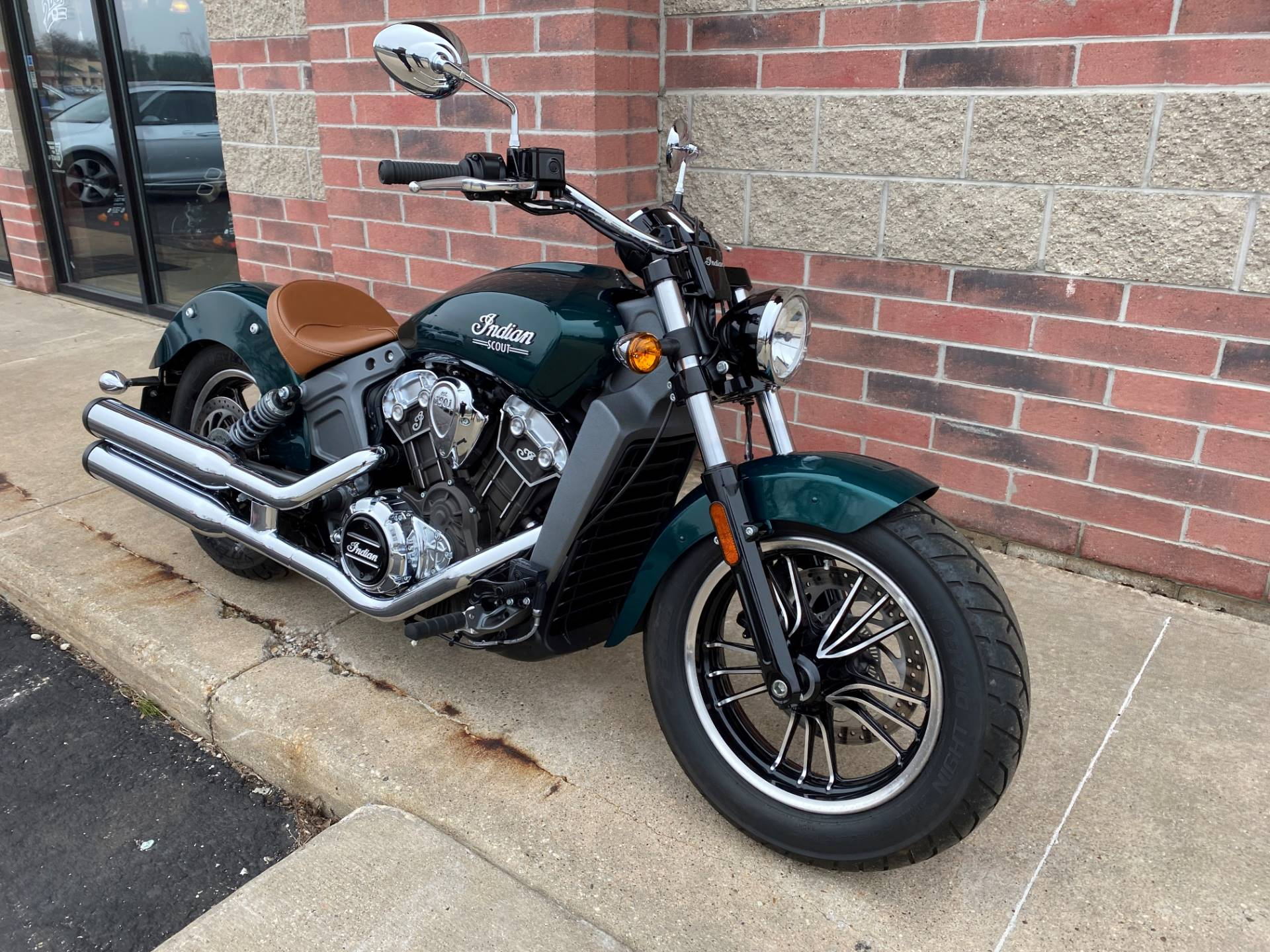 2019 Indian Scout® ABS in Muskego, Wisconsin - Photo 2