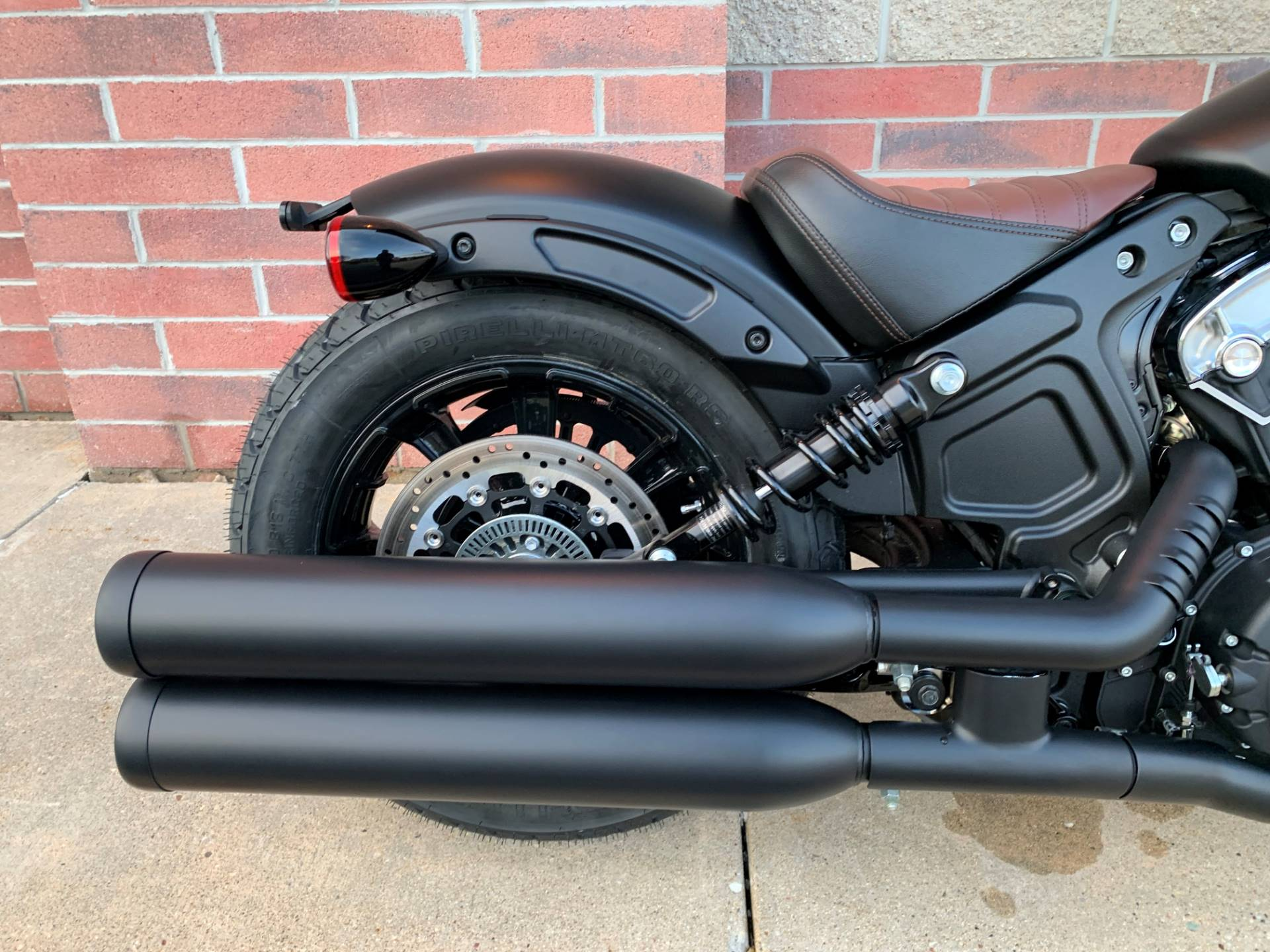2020 Indian Scout® Bobber ABS in Muskego, Wisconsin - Photo 6