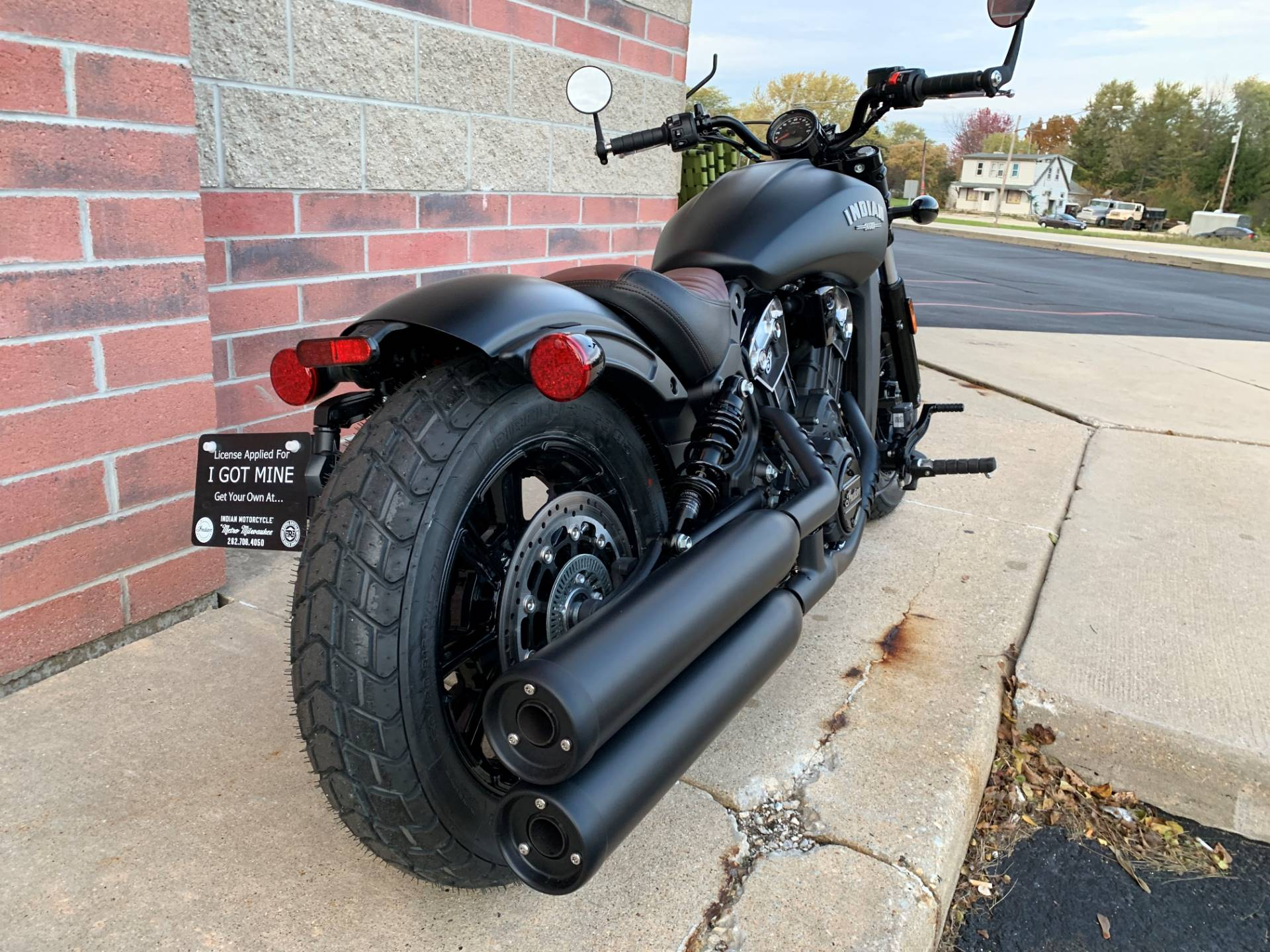 2020 Indian Scout® Bobber ABS in Muskego, Wisconsin - Photo 7