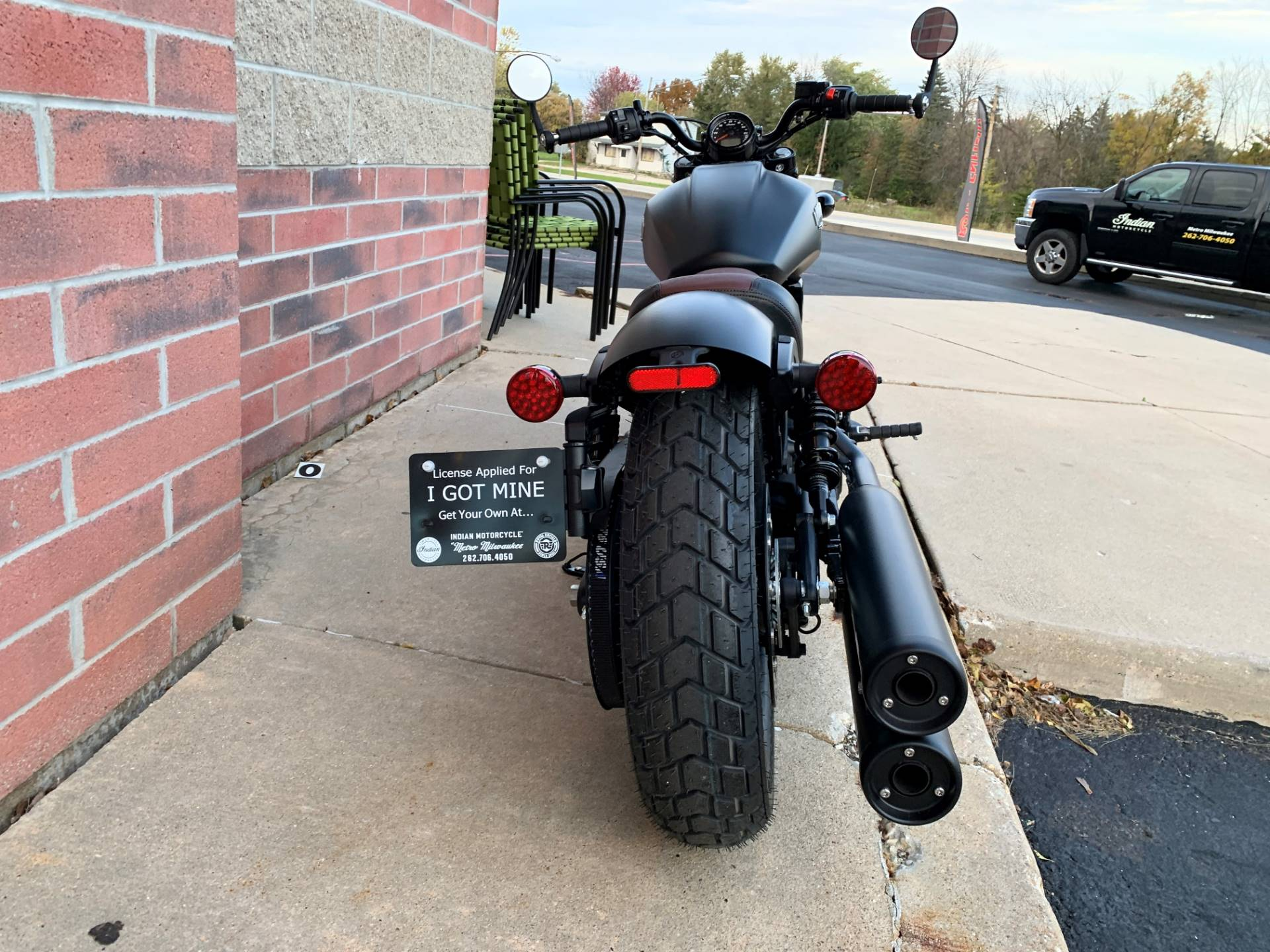 2020 Indian Scout® Bobber ABS in Muskego, Wisconsin - Photo 8