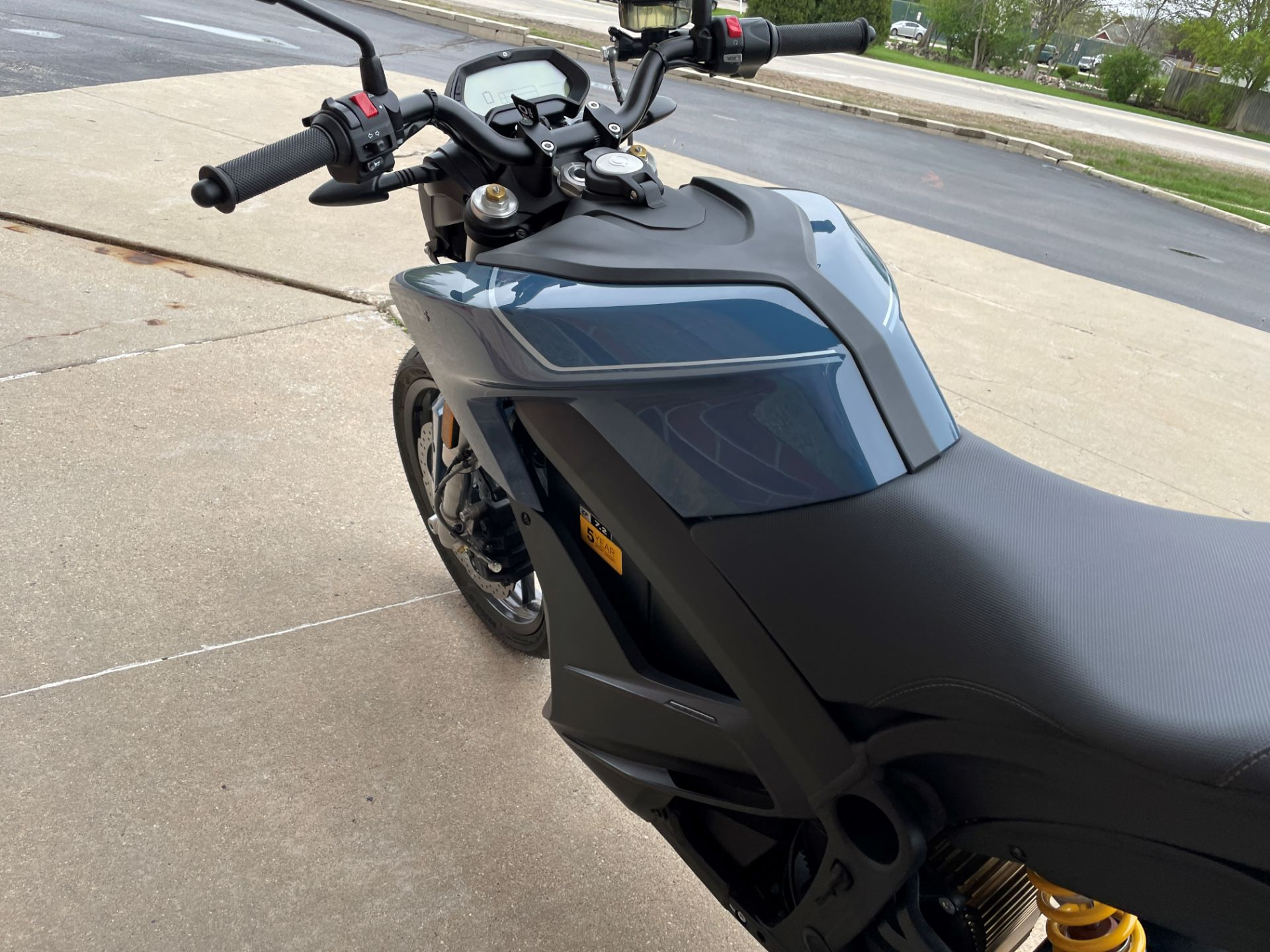 2020 Zero Motorcycles S ZF7.2 + Charge Tank in Muskego, Wisconsin - Photo 11