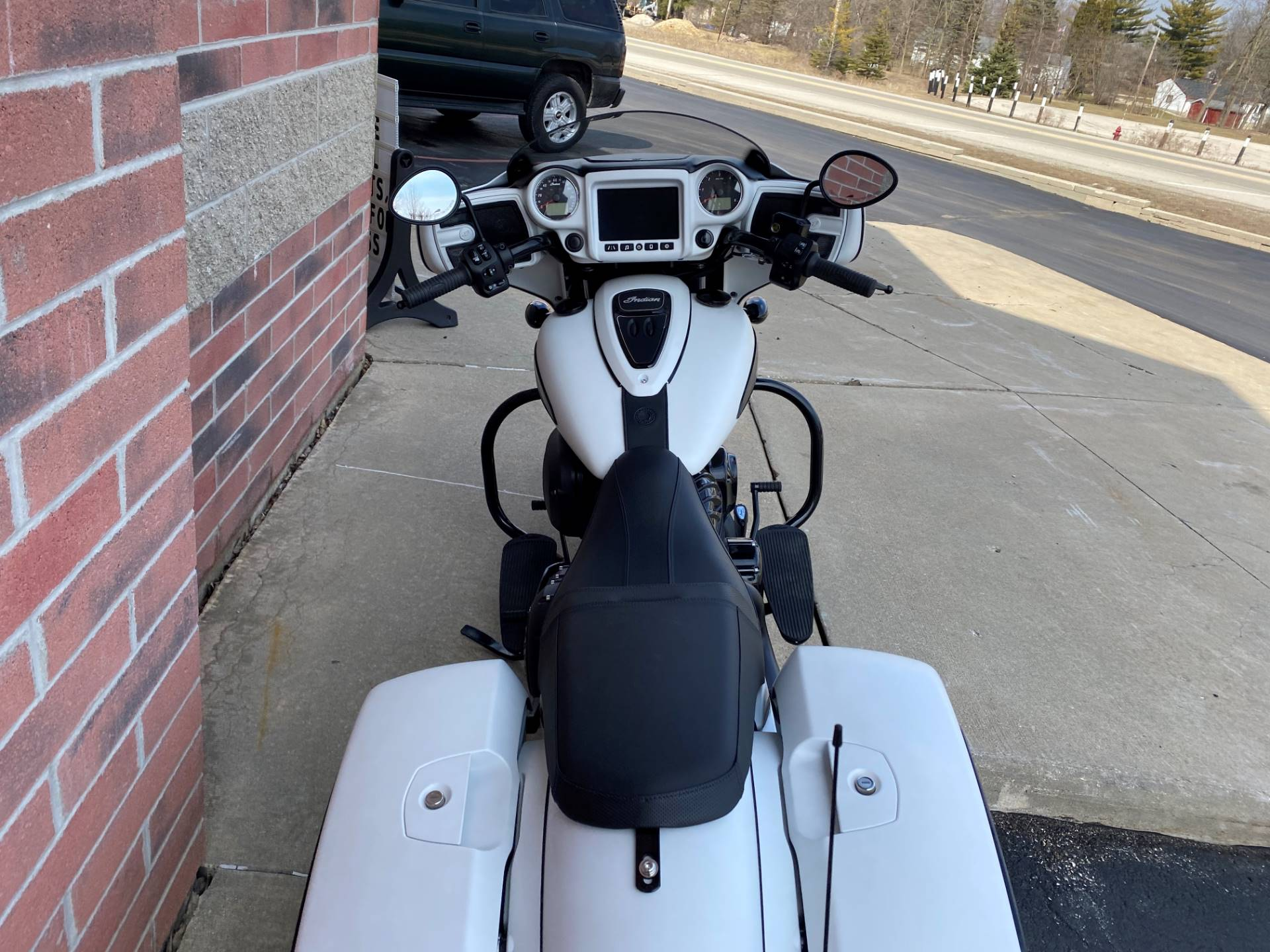2019 Indian Chieftain® Dark Horse® ABS in Muskego, Wisconsin - Photo 12