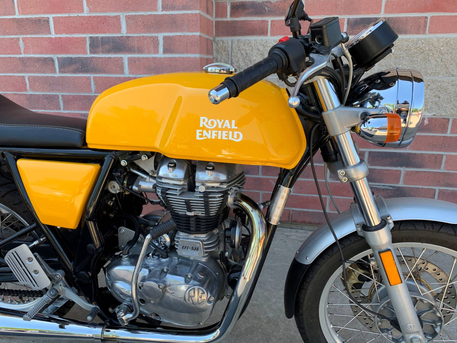 2015 Royal Enfield CONTINENTAL GT in Muskego, Wisconsin - Photo 5
