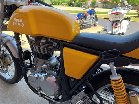 2015 Royal Enfield CONTINENTAL GT in Muskego, Wisconsin - Photo 9