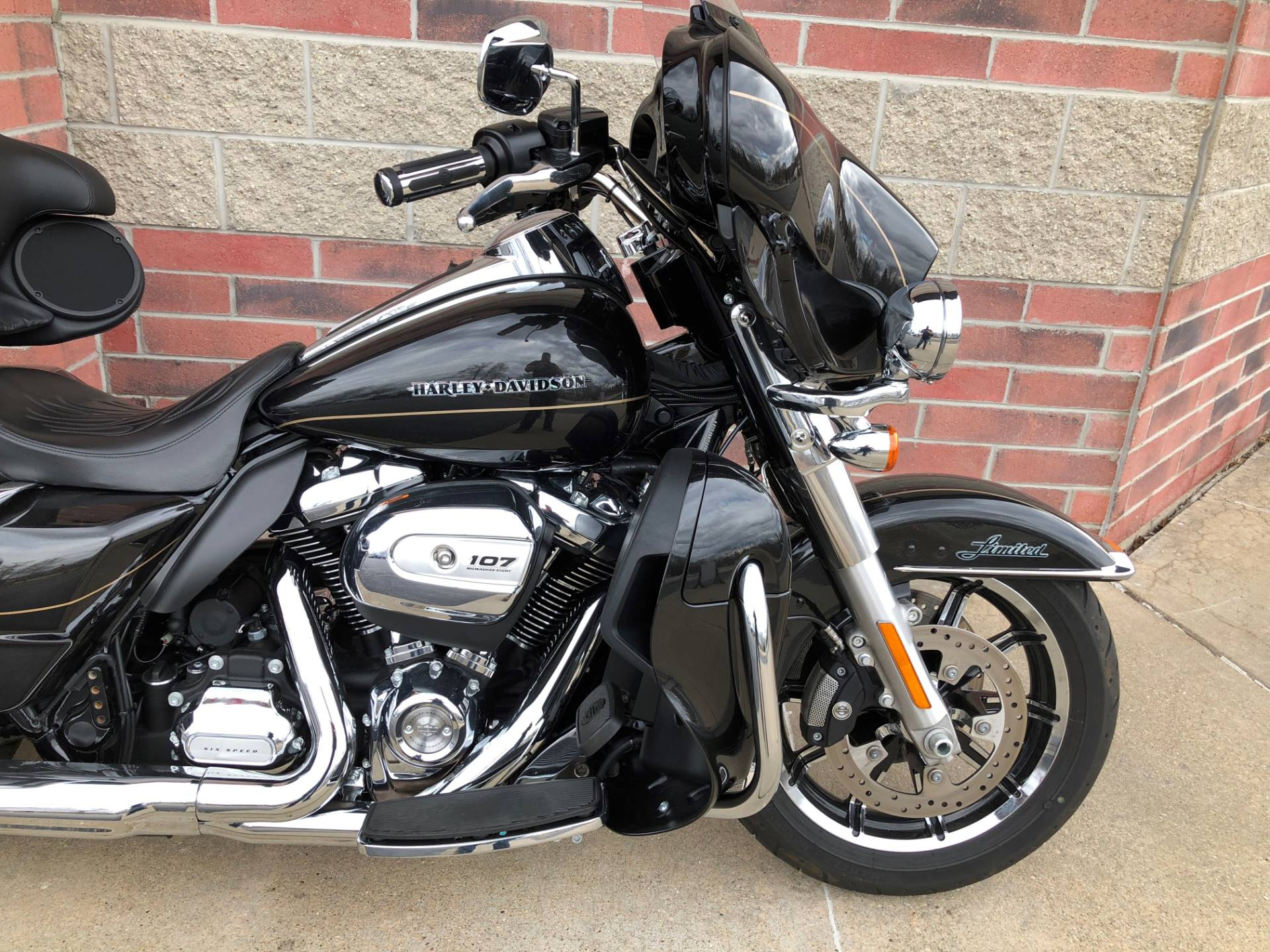 2017 Harley-Davidson Ultra Limited Low in Muskego, Wisconsin