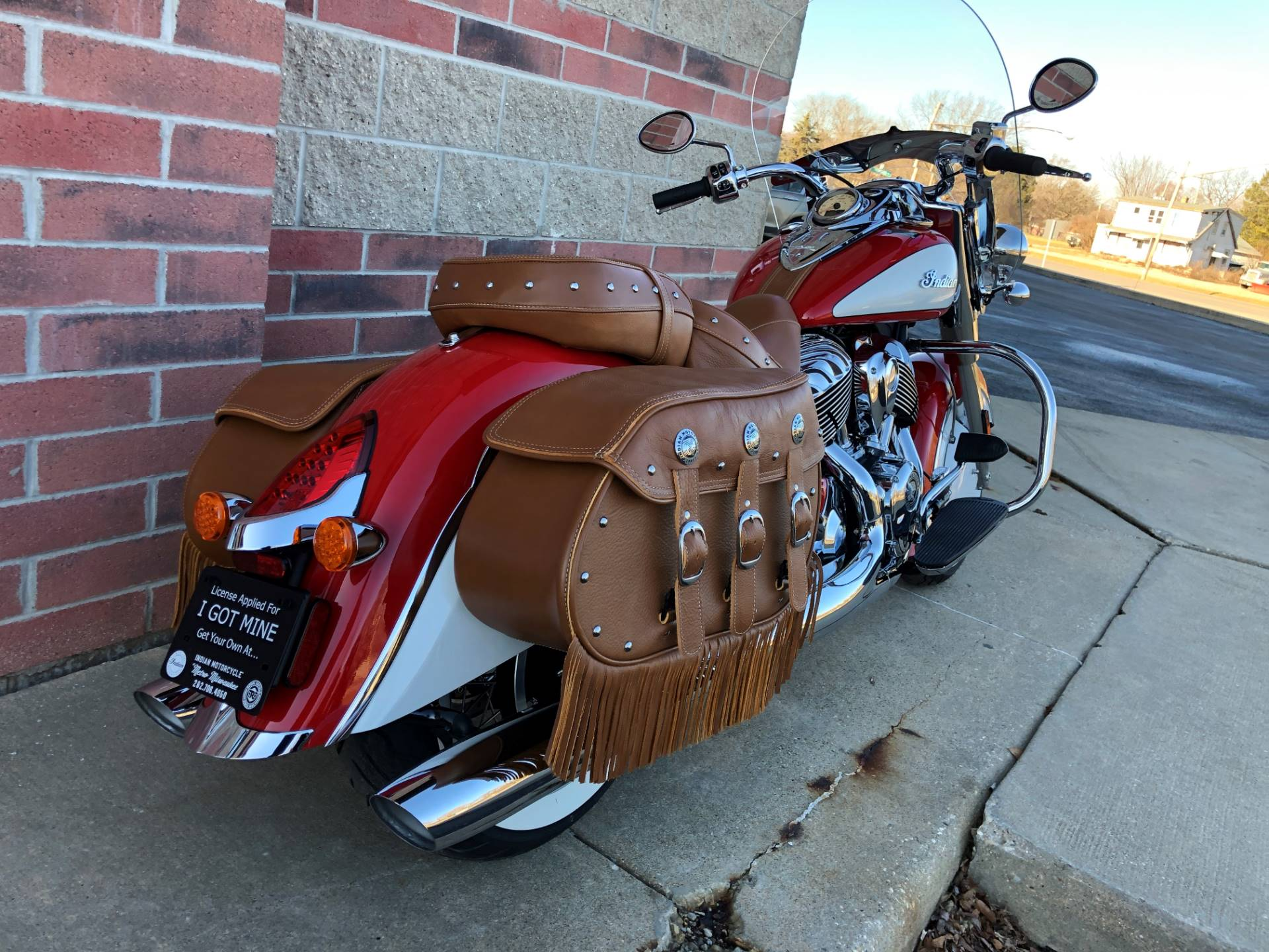 2019 Indian Chief® Vintage Icon Series in Muskego, Wisconsin