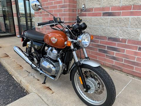 2019 Royal Enfield INT650 in Muskego, Wisconsin - Photo 2