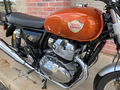 2019 Royal Enfield INT650 in Muskego, Wisconsin - Photo 7