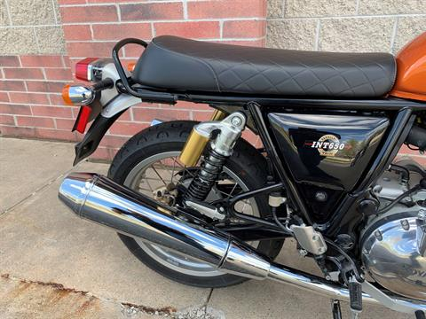 2019 Royal Enfield INT650 in Muskego, Wisconsin - Photo 10