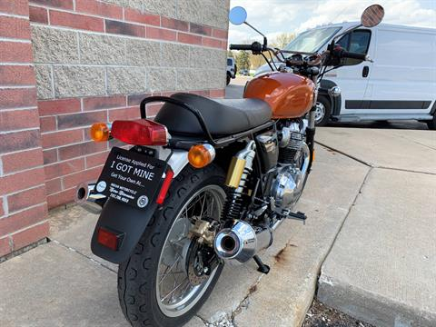 2019 Royal Enfield INT650 in Muskego, Wisconsin - Photo 11