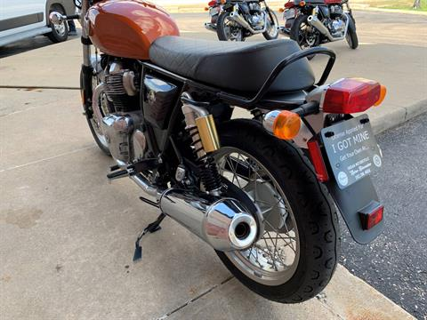 2019 Royal Enfield INT650 in Muskego, Wisconsin - Photo 13